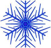 Snowflake. — Stockvector