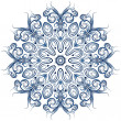 Snowflake. — Stock Vector