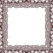 Frame. — Stock Vector