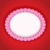 Round frame. — Stock Vector
