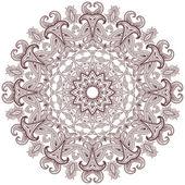 现代设计圆纹理. — 图库矢量图片