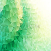 Geometric background triangle. — Vecteur