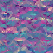 Abstract geometric polygonal background. — Stock Vector