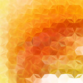 Geometric background triangle. — ストックベクタ