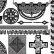 Royalty-Free Stock Vector Image: Elements of design in celtic
