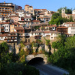 Veliko Tarnovo at Sunset - Stock Photo