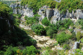 View of Emen Canyon in Bulgaria — Stock Photo
