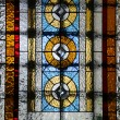 Stained-glass Window in Church — Stock Photo #12625899