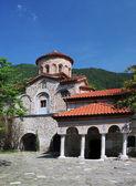巴奇科沃修道院的东正教教堂 — 图库照片