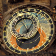 Stock Photo: Orloj Clock in Prague