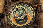 Orloj Clock in Prague — Stock Photo