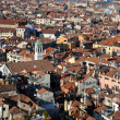 View of Venice from Campanile of St. Mark — Stock Photo