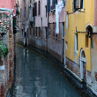 Narrow Canal in Venice — Stock Photo #15558841