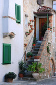 Part of the House in Grado — Stock Photo