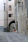 Old Town in Grado — Stock Photo