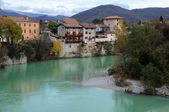 Cividale del Friuli in the Fall — Stock Photo