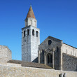 Basilica of Aquileia - Stock Photo