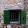 Stock Photo: Window in Town of Grado
