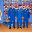 Astronauts at the Museum - Stock Photo