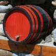 Stock Photo: Wine Cask