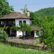 Stock Photo: Renovated Medieval House in Bozhentsi