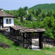 Stock Photo: Medieval Renovated House in Bozhentsi