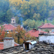 Roofs of Old Town of Lovech — Stock Photo