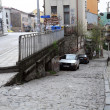 Stock Photo: Streets of Veliko Tarnovo in Early Spring