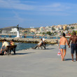 Promenade in Kusadasi — Stock Photo #37940405