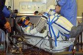 Sokol Launch Suit Leak Check — Stock Photo