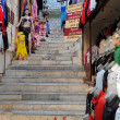 Market on Stairs — Stock Photo #40024389