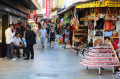 Market Area in Kusadasi — Stock Photo