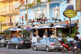 Street View in Kusadasi — Stock Photo