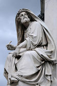 Statue von jesaja — Stockfoto