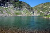 Kidney Lake and Rila Mountains — Stock Photo