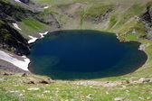The Eye Glacial Lake — Stockfoto