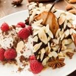 dessert — Stockfoto
