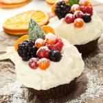 Cupcakes — Stock Photo #13885990