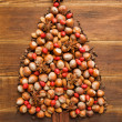 Christmas tree — Stock Photo #14682919