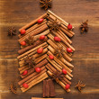 Christmas tree — Stock Photo #14682925