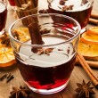 Mulled wine — Stock Photo #14682941