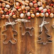 Christmas background — Stock Photo #15608535
