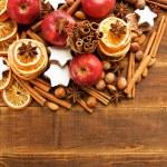 рождественский фон — Стоковое фото #15608559