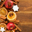 Christmas background — Stock Photo #15883325