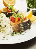 Dinner — Stock Photo