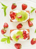 Cakes — Stock Photo