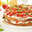 Strawberry cake — Stock Photo #29651297