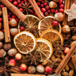 Christmas background — Stock Photo #32000533