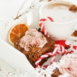 Christmas snacks — Stock Photo #33375613