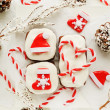 Christmas snacks — Stock Photo #33609477